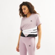 adidas Originals Women's Crop T-Shirt