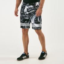 adidas Originals Men's Melted Marble Shorts
