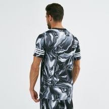 adidas Originals Men's Melted Marble Jersey