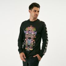 adidas Originals Men's adicolor Tanaami California Long SleeveT-Shirt