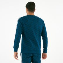 adidas Originals Men's Monogram Crewneck Sweatshirt, 1529968