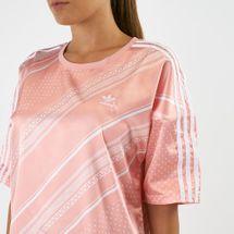 adidas Originals Women's Trefoil Bandana Dress, 1701329