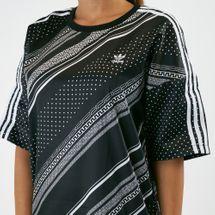 adidas Originals Women's Trefoil Bandana Dress, 1701281
