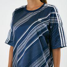 adidas Originals Women's Trefoil Bandana Dress, 1701254
