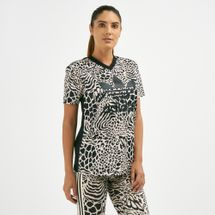 adidas Originals Women's Allover Print T-Shirt