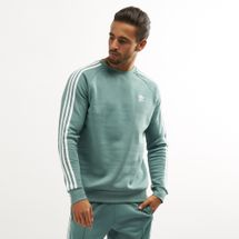 adidas Originals Men's 3-Stripes Crewneck Sweatshirt