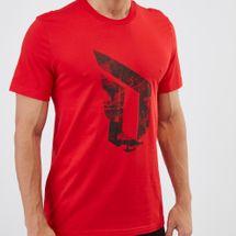 adidas Dame Logo Basketball T-Shirt, 1188951