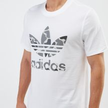 adidas Originals Camouflage Trefoil T-Shirt, 1188836