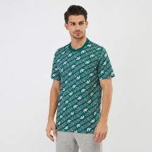 adidas Originals Monogram T-Shirt Green
