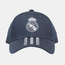 adidas Real Madrid Three-Stripes Cap
