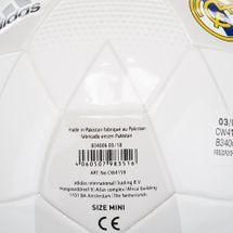 adidas Real Madrid Mini Football - White, 1197308