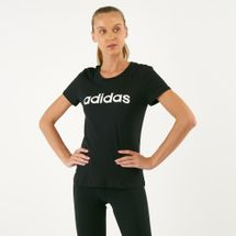 adidas Women's Essentials Linear T-Shirt