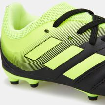 adidas Kids' Exhibit Pack Copa 19.3 Firm Ground Football Shoe, 1516557