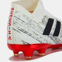 adidas Men's Initiator Pack Nemeziz 18+ Firm Ground Football Shoe, 1448390
