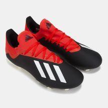adidas Men's Initiator Pack X 18.3 Firm Ground Football Shoe, 1448377