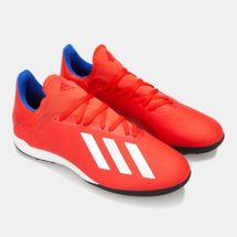 adidas Men's Exhibit Pack X Tango 18.3 Turf Football Shoe, 1516504