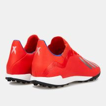 adidas Men's Exhibit Pack X Tango 18.3 Turf Football Shoe, 1516505