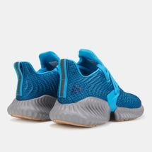 adidas Men's Alphabounce Instinct Shoe - Blue, 1470349