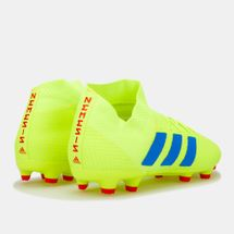 adidas Men's Exhibit Pack Nemeziz 18.3 Firm Ground Football Shoe, 1516520