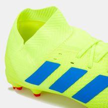 adidas Men's Exhibit Pack Nemeziz 18.3 Firm Ground Football Shoe, 1516522
