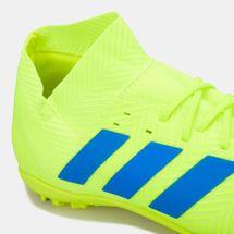 adidas Men's Exhibit Pack Nemeziz 18.3 Turf Football Shoe, 1516527