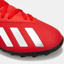 adidas Kids' Exhibit Pack X Tango 18.3 Turf Football Shoe (Younger Kids), 1516512