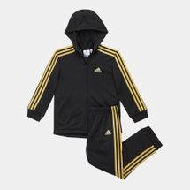 adidas Kids' Shiny Hooded Jogger (Set), 1218435