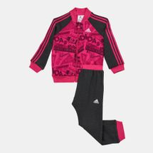 adidas Kids' Basketball French Terry Jogger (Infant)