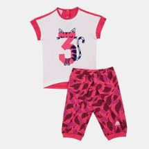 adidas Kids' Summer Set (Infant Girls)