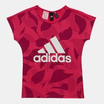 adidas Kids' Linear T-Shirt, 1208135