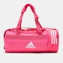 adidas Convertible 3-Stripes Duffel Bag - Small