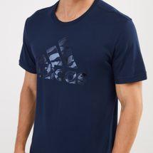 adidas Bos Foil Camo T-Shirt, 1239256