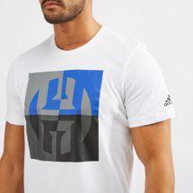 adidas Harden Big Logo T-Shirt, 1340676