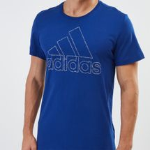 adidas Athletics ID Badge of Sport T-Shirt, 1188860
