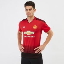 adidas Manchester United Home Football Jersey – 2018 Red