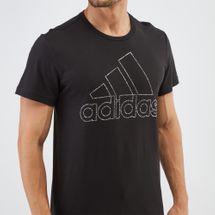 adidas Athletics ID Badge of Sport T-Shirt, 1188864