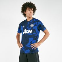 adidas Men's Manchester United Pre-Match Jersey