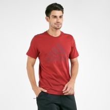 adidas Men's Must Haves Badge of Sport T-Shirt