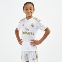 adidas Kids' Real Madrid Home Jersey - 2019/20 (Older Kids)