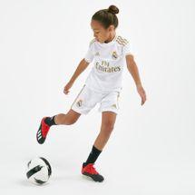 شورت فريق ريال مدريد الأساسي من اديداس للاطفال, 1742401