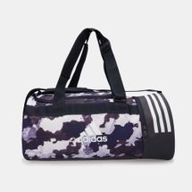 adidas 3-Stripes Small Convertible Duffel Bag