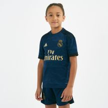 adidas Kids' Real Madrid Home Jersey - 2019/20