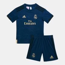 adidas Kids' Real Madrid Away Kit (Younger Kids) - 2019/20