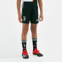 adidas Kids' Juventus Home Shorts - 2019/20 (Older Kids)