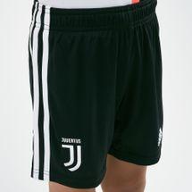 adidas Kids' Juventus Home Shorts - 2019/20 (Older Kids), 1742748