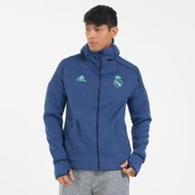 adidas Men's Real Madrid Z.N.E Hoodie