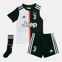 adidas Kids' Juventus Home Mini Kit - 2019/20 (Younger Kids), 1722964