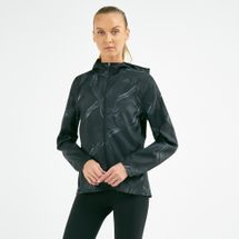 adidas Women's Own The Run Graphic Jacket
