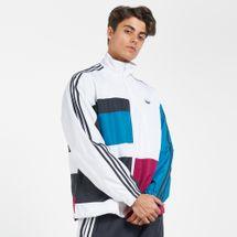 adidas Originals Men's Asymm Track Jacket