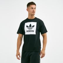 adidas Men's Solid BB T-Shirt